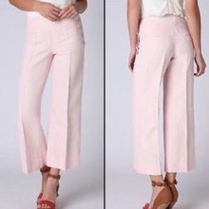 ANTHRO Cartonnier Pink Trousers